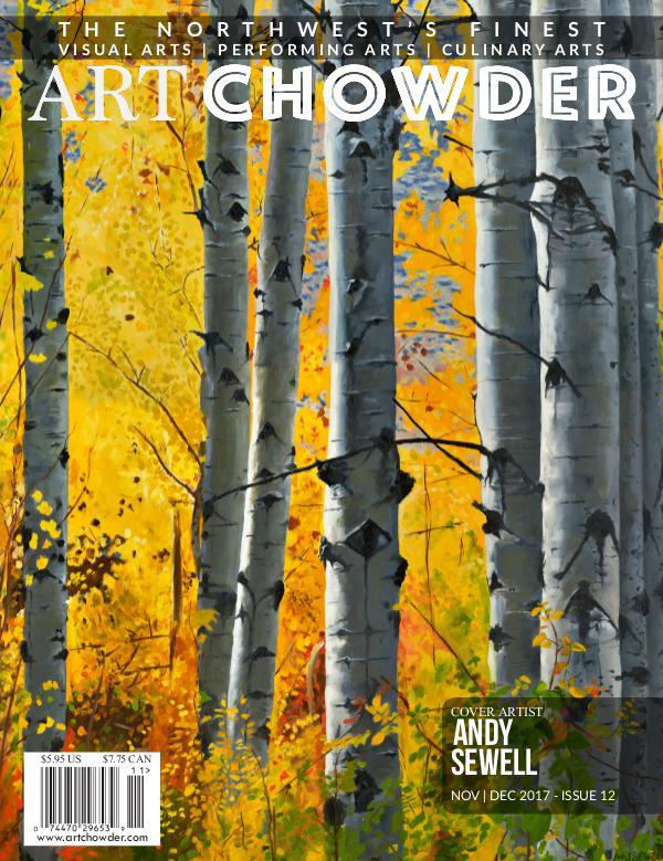 Art Chowder November   December 2017, Issue 12