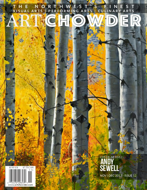 Art Chowder November | December 2017, Issue 12