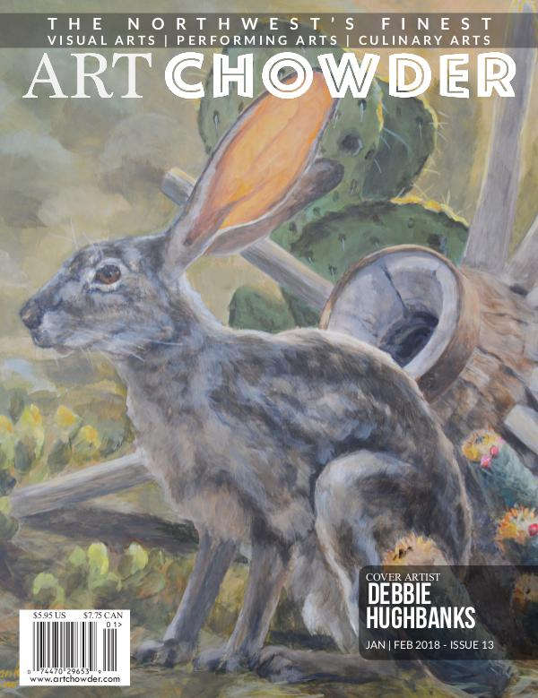 Art Chowder January | February 2018, Issue 13
