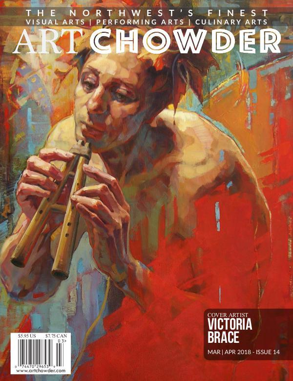 Art Chowder March | April 2018, Issue 14