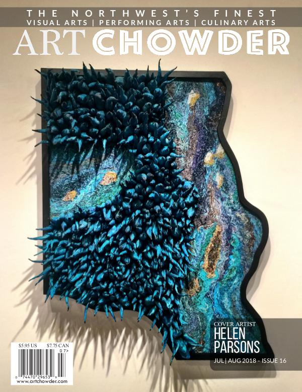 Art Chowder July | August 2018, Issue 16