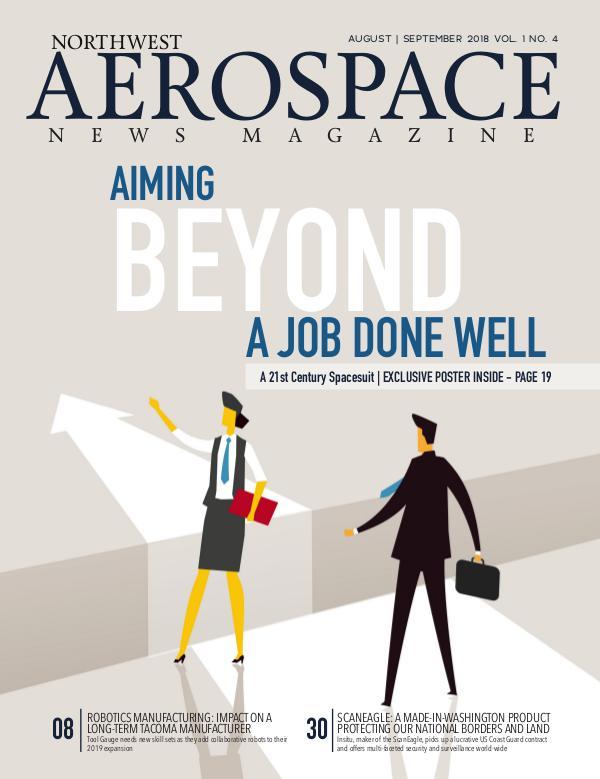 Northwest Aerospace News August | September Issue No. 4