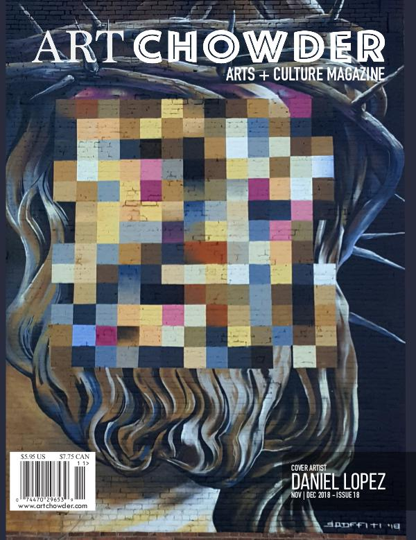 Art Chowder November   December, Issue 18