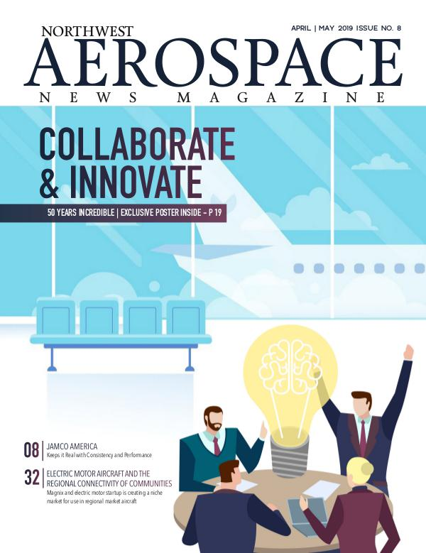 Northwest Aerospace News April | May 2019 Issue No. 8