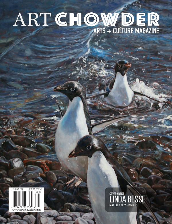 May | June, Issue 21