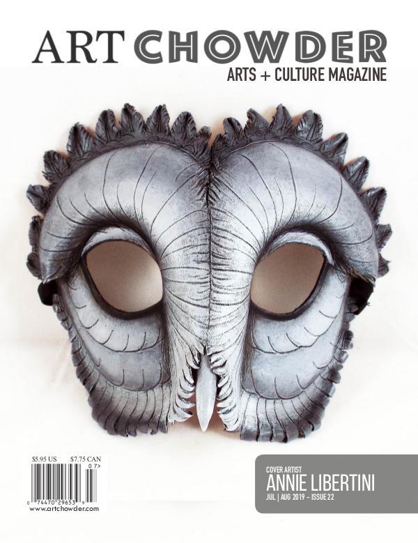 Art Chowder July | August, Issue 22