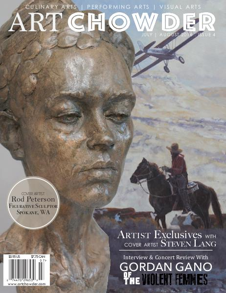 Art Chowder July | August 2016, Issue 4