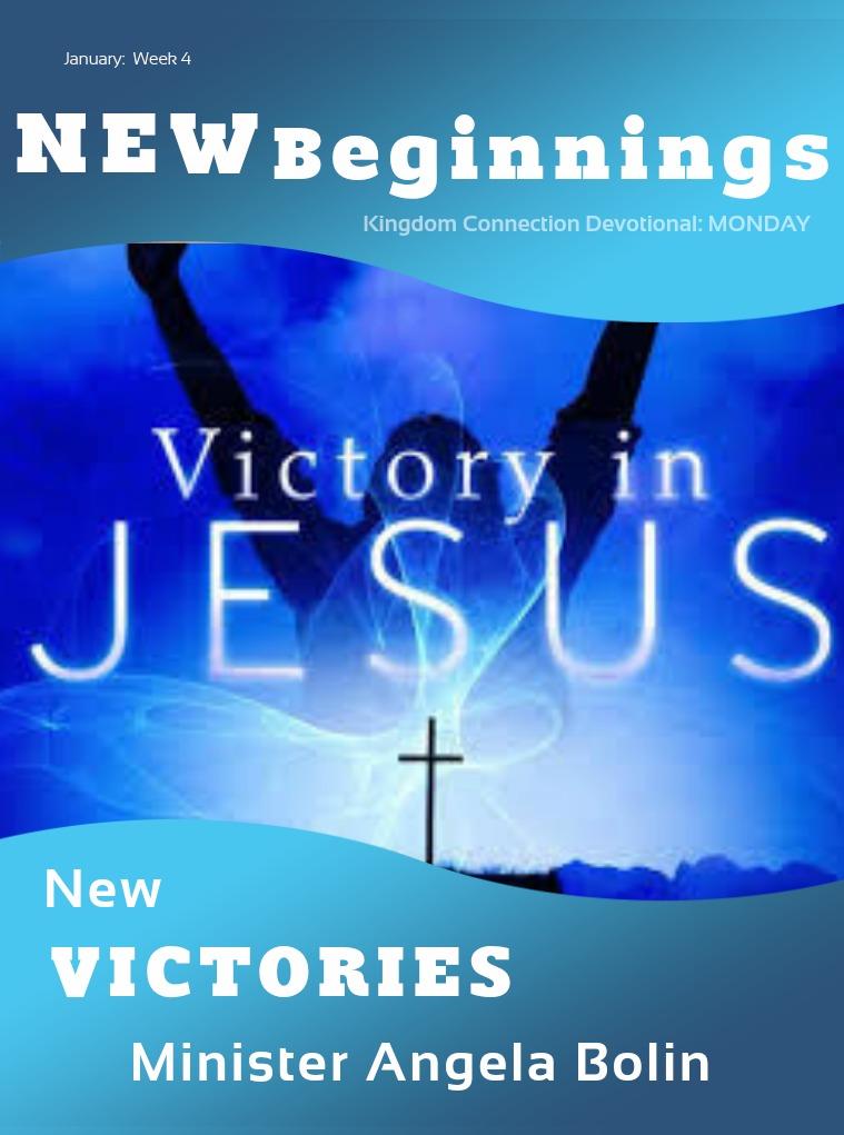 New Victories MONDAY