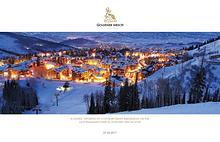 Goldener Hirsch Deer Valley Brochure