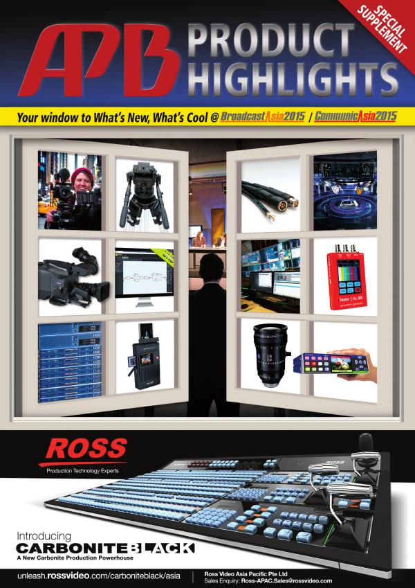 BCA/CMMA2015 Products & Services