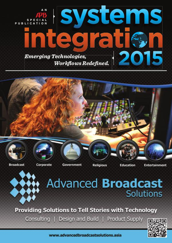 Systems Integration 2015