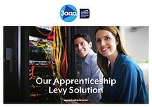 Our Apprenticeship Levy Solution