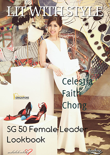 SG 50 Female Leaders Digital Stories Lookbook Of Celestia