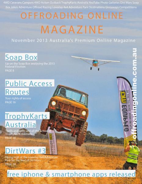 Offroading Online Magazine Issue 15