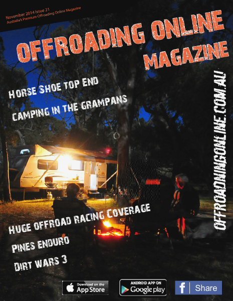 Offroading Online Magazine Issue #21