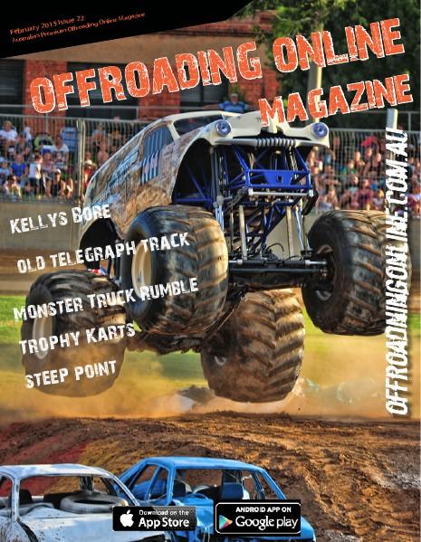 Offroading Online Magazine Issue #22