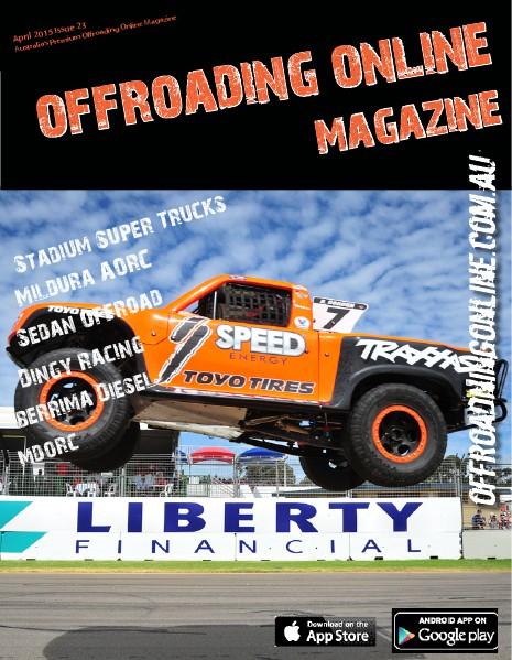 Offroading Online Magazine Issue 23