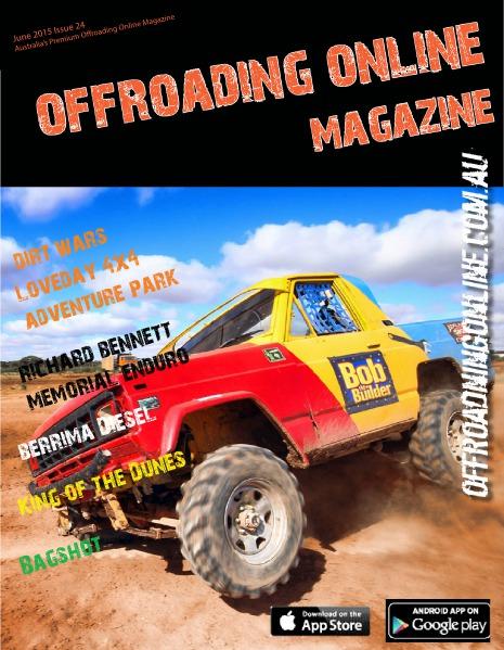 Offroading Online Magazine Issue 24