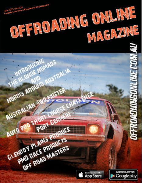 Offroading Online Magazine Issue #26