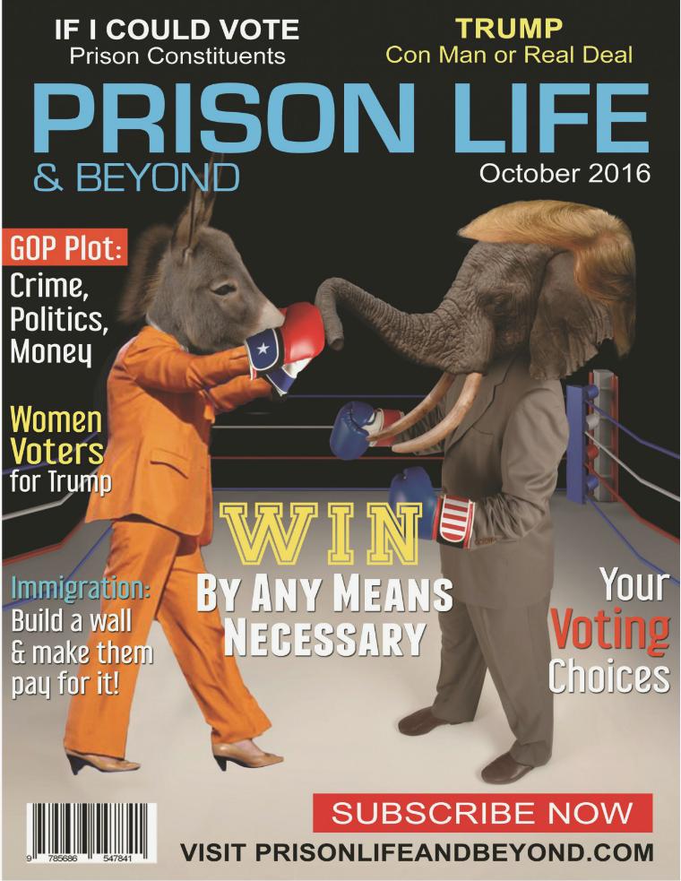 Prison Life & Beyond eMagazine Volume 9
