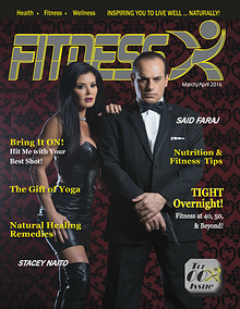 FitnessX Magazine March/April 2016