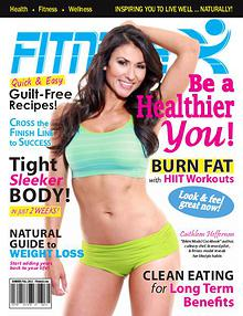 FitnessX Magazine Summer-Fall 2013