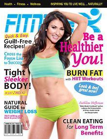 FitnessX Magazine Summer-Fall 2013