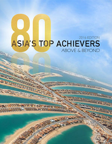 80 ASIA'S TOP ACHIEVERS