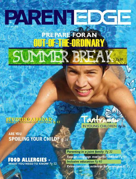 ParentEdge-India Vol 5 - Issue 5
