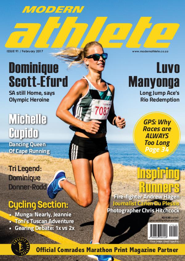 Issue 91, February 2017