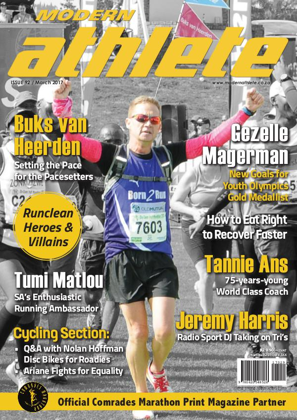 Issue 92, March 2017