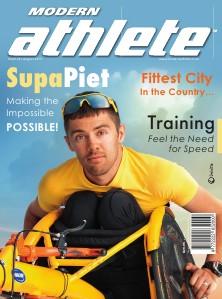 Modern Athlete Magazine Issue 49, August 2013