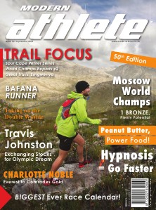 Modern Athlete Magazine Issue 50, September 2013