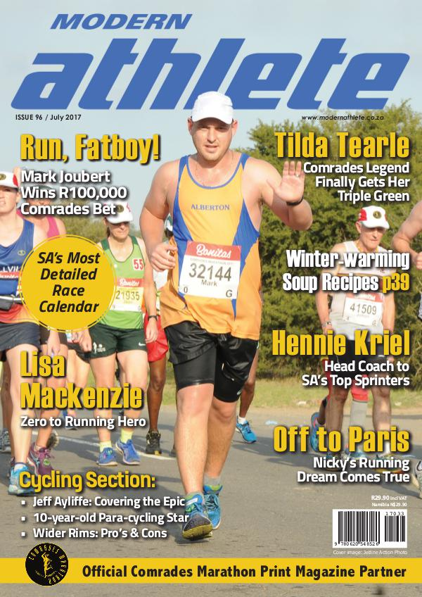Issue 96, July 2017
