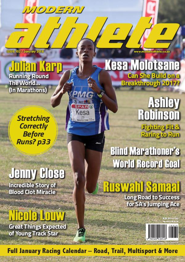 Issue 102, January 2018