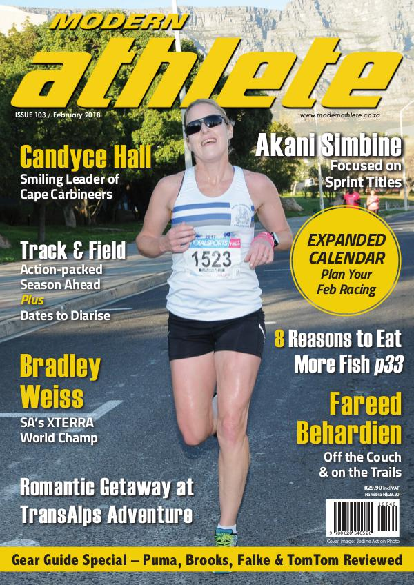 Issue 103, February 2018