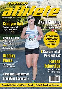 Modern Athlete Magazine