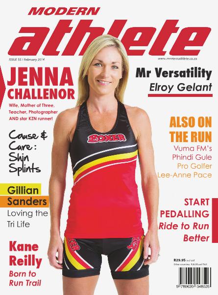 Modern Athlete Magazine Issue 55, February 2014
