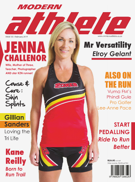 Issue 55, February 2014