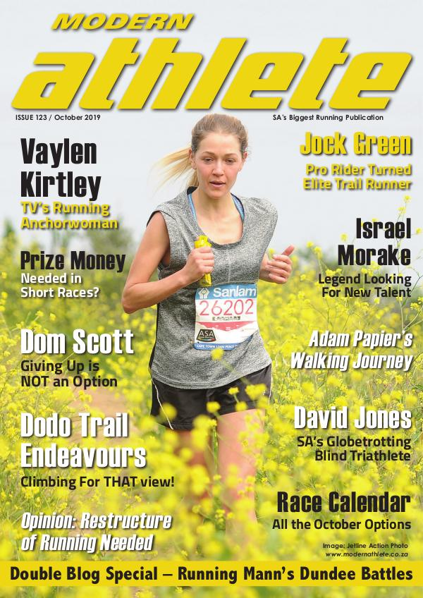 Issue 123, October 2019