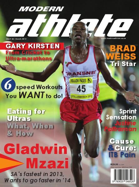 Modern Athlete Magazine Issue 56, March 2014