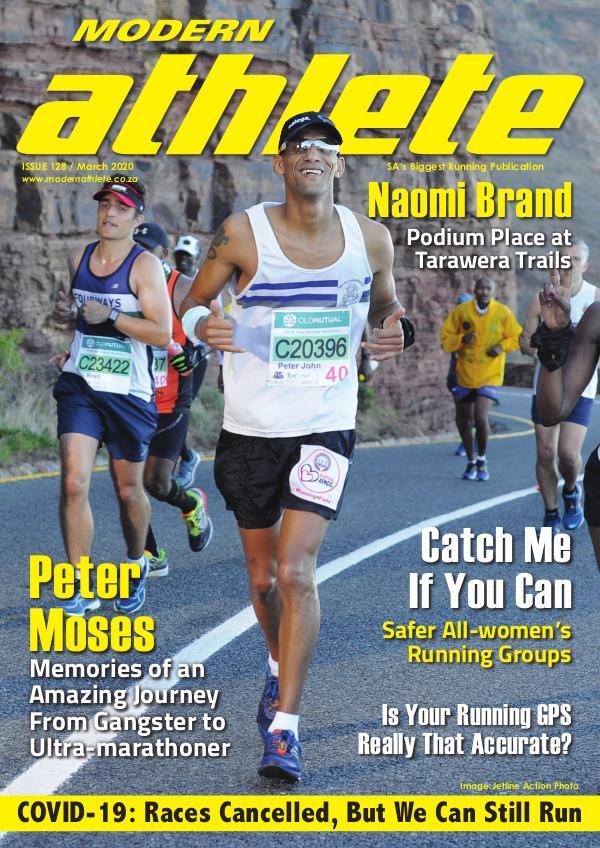 Modern Athlete Magazine Issue 128, March 2020