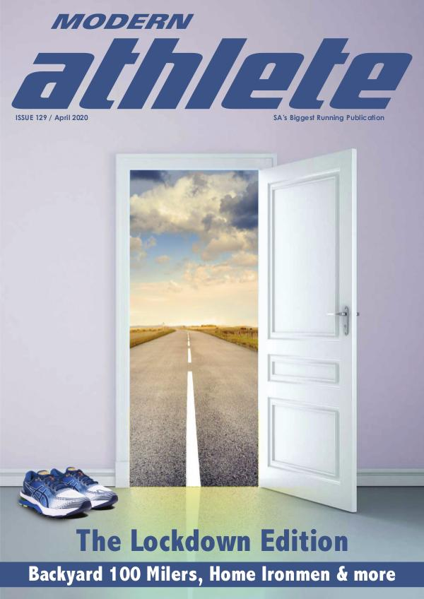 Modern Athlete Magazine Issue 129, April 2020