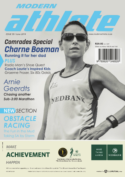 Modern Athlete Magazine Issue 59, June 2014