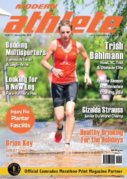 Modern Athlete Magazine Issue 77, December 2015
