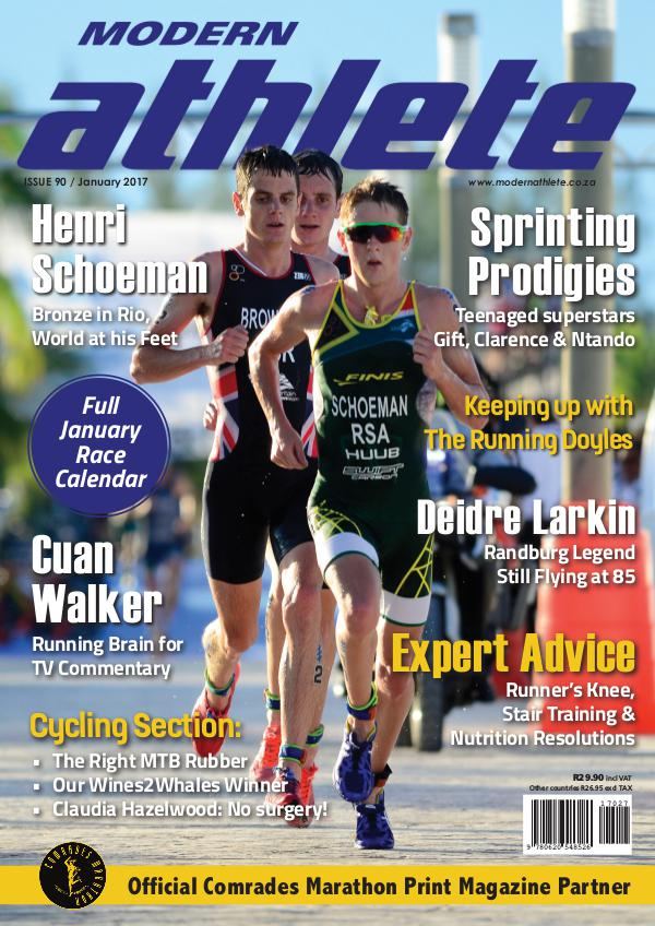 Issue 90, January 2017