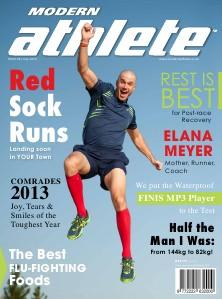 Modern Athlete Magazine Issue 48, July 2013