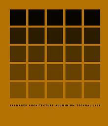 Palmarès Architecture Aluminium Technal 2015/2014/2013 (FRA-ESP)