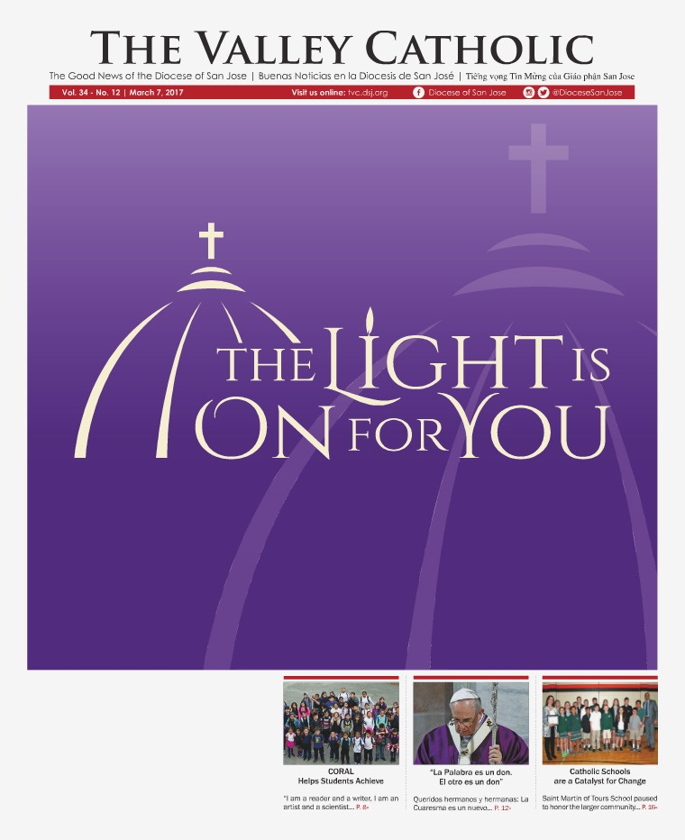 The Valley Catholic March 7, 2017