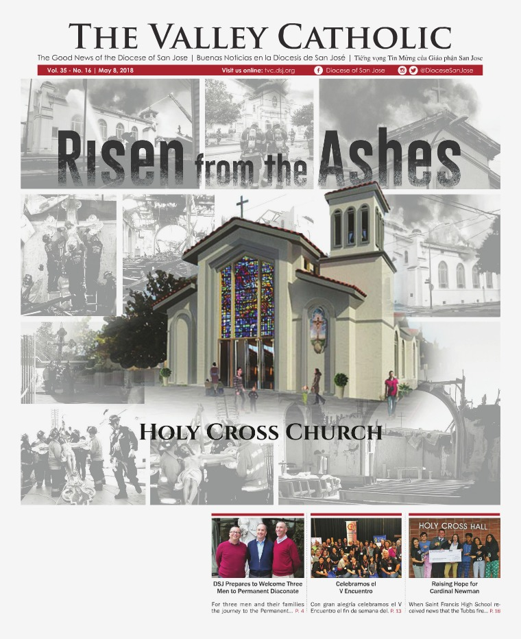 The Valley Catholic May 8, 2018
